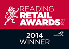 Reading Retail Awards 2014